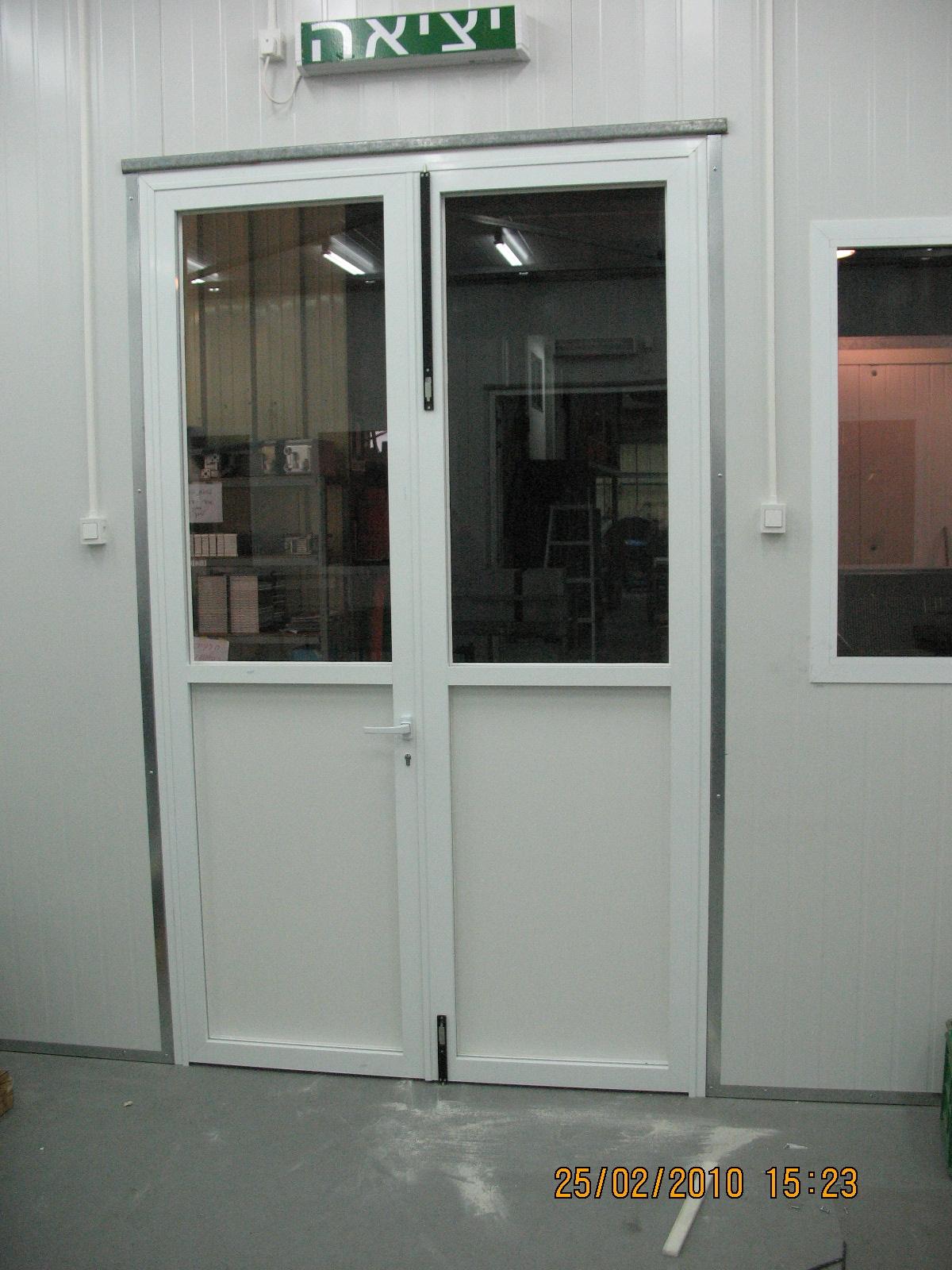 דלתות לחדר נקי