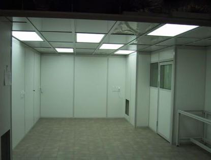 קיר חדר נקי בתחום האופטיקה