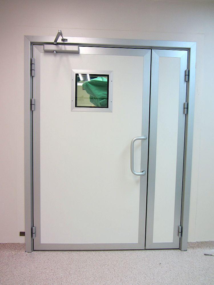 דלתות לבתי חולים