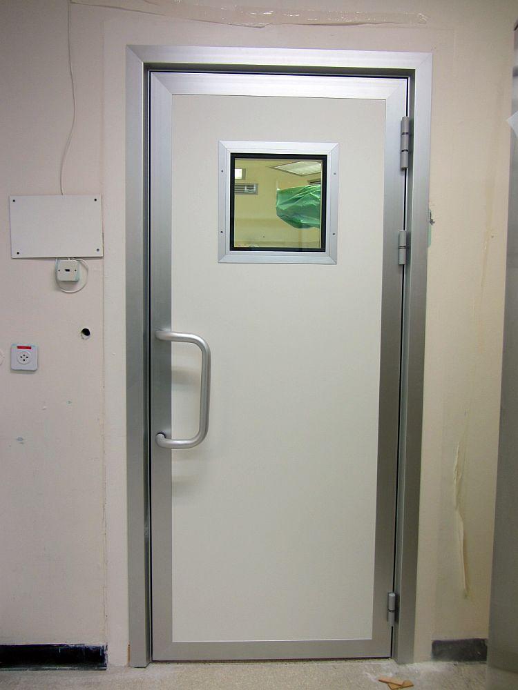 דלת לחדרי ניתוח