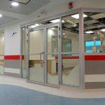 סגירת חדרים בבית חולים