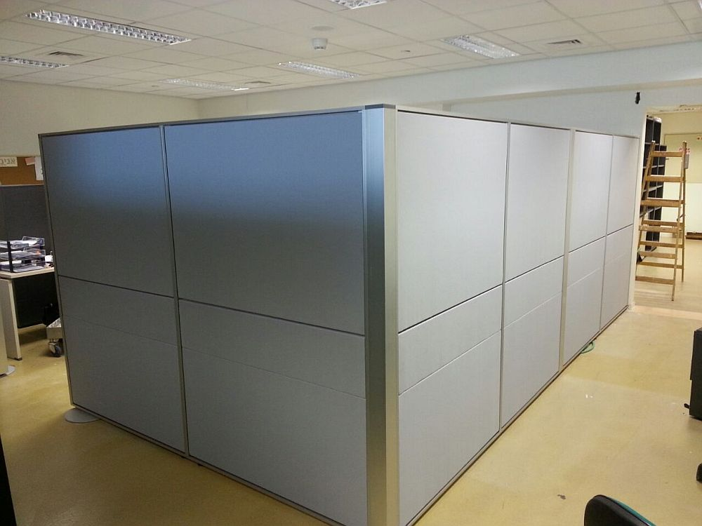 קיובקים במשרדים