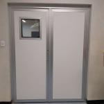 דלתות עופרת לחדר רנטגן