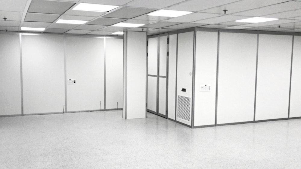 הקת חדר נקי קירות HPL