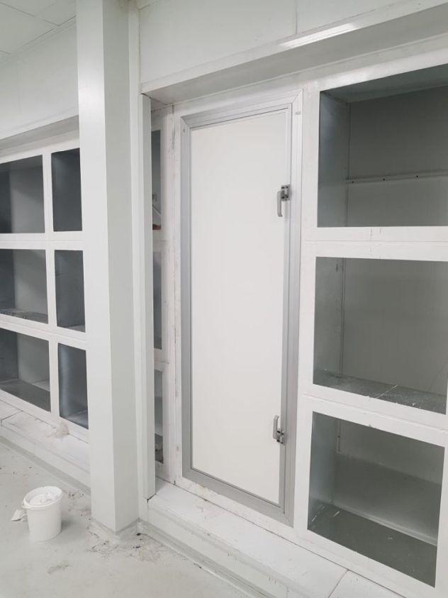 דלתות אטומות מאלומיניום