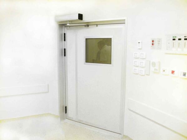 דלת עופרת צוהר מוגן לרנטגן